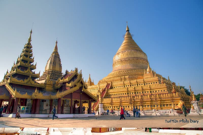 Myanmar Luxury & Deluxe Tours