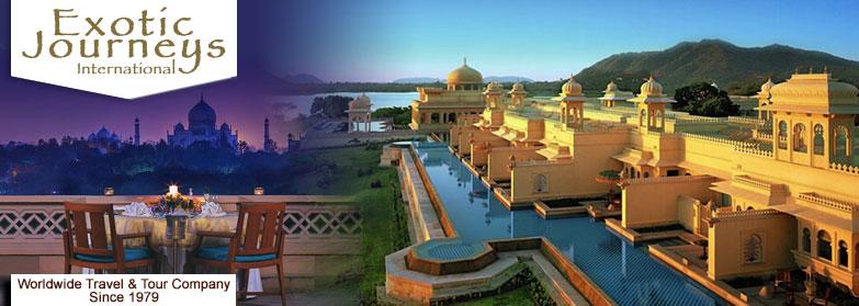 Luxury Fam Tours Oberoi Hotels India Exotic Journeys