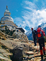 Luxury & Deluxe Trekking Tours